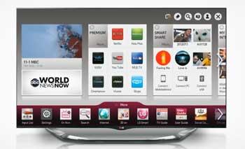 Что такое телевизоры Smart TV