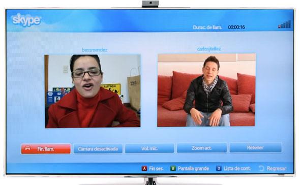 Смарт ТВ и Скайп