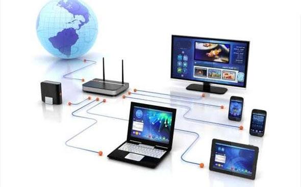 Схема подключения маршрутизатора к телевизору