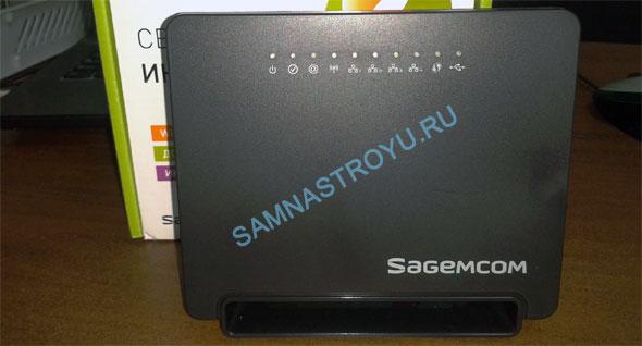 SAGEMCOM F@ST 2804 v7 rev.1 — следующее поколение отличных универсальных роутеров
